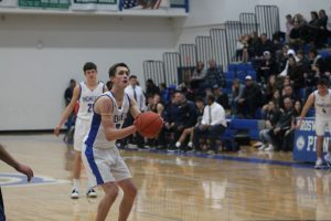 Cros-Lex Pioneers Got A Victory Over The Richmond Blue Devils At Home In BWAC Conference Play.