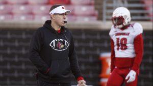 Scott Satterfield Did A Good Job As Head Coach Of The 2019 Louisville Cardinals Football Team.