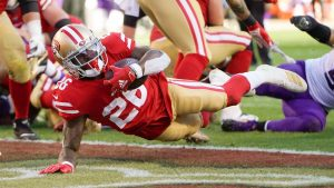 San Francisco 49ers Got A Home Playoff Game Against The Minnesota Vikings In The NFC Divisional Round.
