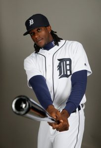 Cameron Maybin Is Back With The Detroit Tigers Baseball Team For The 3rd Time Of His MLB Career.
