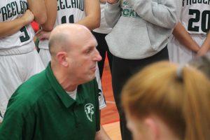 Matt Hirschenberger Has Done Amazing Job As Freeland Falcons Girls Basketball Team & Program In His 1st Season As A Head Coach.