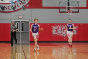 Cole Jankowski Is A Good 2-Sport Athlete For The Frankenmuth Eagles In The 2022 Class……