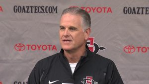Brian Dutcher Is Doing A Good Job As Head Coach Of The San Diego State Aztecs Basketball Team & Program In The 2019-20 Campaign.