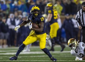 Mike Sainristil Is Going To Be A Breakout WR For The 2020 Michigan Wolverines Football Team.