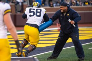 Shaun Nua Doing Very Well In The Recruiting Trail For The Michigan Wolverines Football Team.