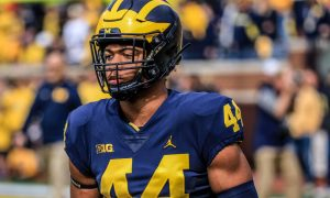 Cameron McGrone Is A Stud LB For The 2020 Michigan Wolverines Football Team.