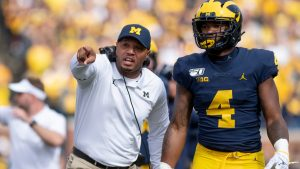Josh Gattis Is Going To Have A Good Offense In 2020 Michigan Wolverines Football Team.