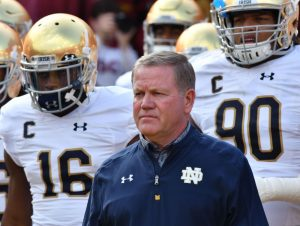 Brian Kelly Is A Program Builder In College Football.