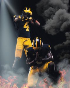 Joe Milton & Nico Collins Could Be A Dangerous 1-2 Tandem On Offense For The 2020 Michigan Wolverines Football Team.