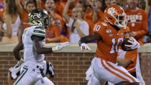 Joseph Ngata Is Going To Be A Good One To Watch Out For The 2020 Clemson Tigers Football Team At Wide Receiver On Offense.