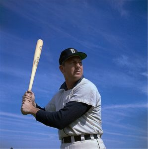 Al Kaline Passed Away At The Age Of 85.