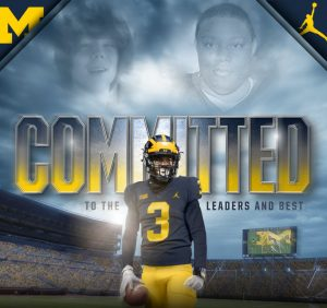 Markus Allen Verbally Committed To The Michigan Wolverines Football Team In The 2021 Class.
