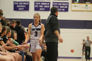 Jay Riley Will Have A Good Squad In The Upcoming Years For The Caro Tigers Girls Basketball Team.