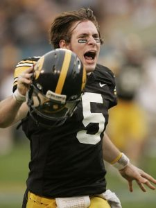 Drew Tate Remembers That Hail Mary GW Pass In The 2005 Capital One Bowl On New Years Day.
