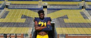 David Ojabo Is Going To Replace Josh Uche At DE/LB For The Michigan Wolverines Football Team.
