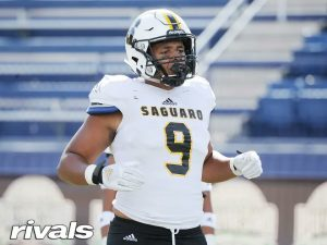 Quintin Sommerville Commits To The Michigan Wolverines Football Team In The 2021 Class.