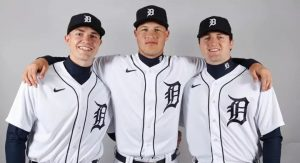 Can We See This Detroit Tigers Pitching Trio In The 2020's Be The Next Atlanta Braves Pitching Trio In The 1990's.