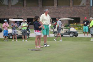 2020 2-Man Invitational Champions At Woodland Hills Golf Course On Saturday Night In Sandusky, MI.