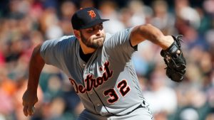 Michael Fulmer Is 100% Healthy For The 2020 Detroit Tigers Baseball Team.