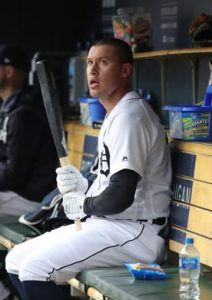 Jacoby Jones Lead The Detroit Tigers In A Comeback Fashion At Home Against The Kansas City Royals.