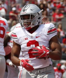 JK Dobbins Going To Be A Good Complete RB For The Baltimore Ravens In The Future Years.