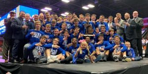 Detroit Catholic Central Shamrocks Football & Wrestling Programs Win So Many State Titles In The Past Years.
