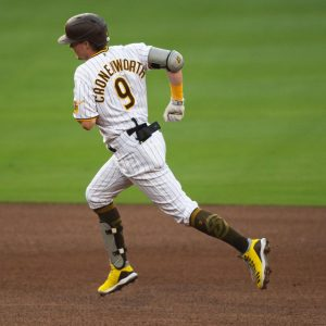 Jake Cronenworth Is Doing Very Well For The San Diego Padres At 1st Base.