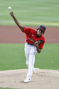 Triston McKenzie Was Solid In His Debut As A Starting Pitcher For The Cleveland Indians.