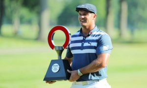 Bryson DeChambeau Is The Longest Ball Hitter On The PGA Tour In 2020.