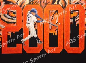 Miguel Cabrera Reach Milestone On Sunday In Brilliant Career For The Detroit Tigers Baseball Team From 2008-Present.