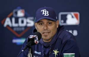 Kevin Cash Has Done A Good Job With The Tampa Bay Rays As Manager In The Last 3 Years.