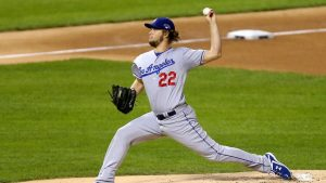 Clayton Kershaw Made History For The Los Angeles Dodgers In The Victory On The Road.