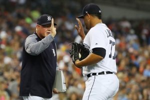 Detroit Tigers Got Series Win At Comerica Park In Detroit Against The Chicago Cubs………