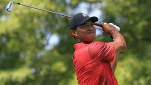 Tiger Woods Is Playing At The 102nd PGA Championship At Harding Park Golf Course In San Francisco.