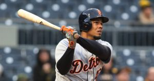 Jeimer Candelario Was Solid For The Detroit Tigers In Game 2 Of The Doubleheader.