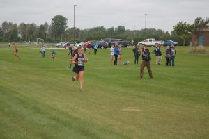 Haileigh Bissett Is A Standout Runner For The 2020 North Branch Broncos.