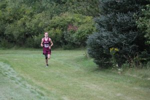 Nick McArdle Was Unbelievable In The 2020 Bad Axe Cross Country Invitational.