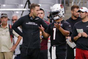 Kliff Kingsbury & Kyler Murray & The 2020 Arizona Cardinals Football Team Off Too A Good Start So Far.
