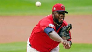 Michael Pineda Was Solid For The Minnesota Twins On Labor Day At Target Field In Minneapolis…….