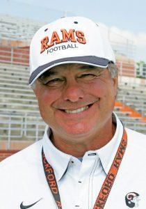 Ralph Munger Was A Legendary High School Football Head Coach.