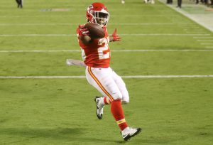Clyde Edwards-Helaire Was Solid In His Debut For The Kansas City Chiefs At Home.