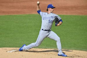 Brady Singer Was Solid For The Kansas City Royals On The Road At Comerica Park In Detroit.