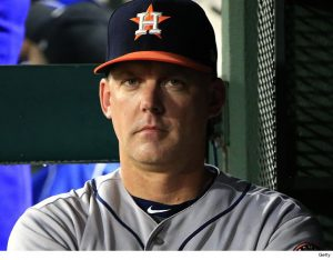 AJ Hinch Taking Over As Manager For The 2021 Detroit Tigers Baseball Team.