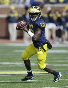 16 More Days For Michigan Wolverines Football Team Takes On The Minnesota Golden Gophers At TCF Bank Stadium In Minneapolis.