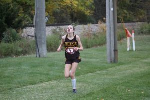 Jenna Sweeney Is A Stud On The Reese Rockets Girls Cross Country Team As A Freshman.