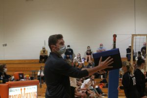 Zach Fish Is Doing A Good Job In The Rebuilding Department For The Vassar Vulcans Volleyball Team & Program.
