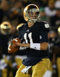 Tommy Rees Has Done Amazing Job As OC/QB's Coach For The 2020 Notre Dame Fighting Irish Football Team.