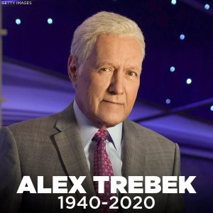 Alex Trebek Passed Away At The Age Of 80 On Saturday Night.