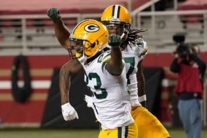 Green Bay Packers Get A Road Victory Over The San Francisco 49ers On Thursday Night Football.