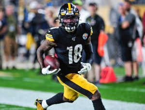 Diontae Johnson Is Having A Good 2020 Campaign For The Pittsburgh Steelers At WR.